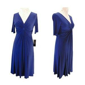 🔸️NWT🔸️JONES NEW YORK TWIST KNOT FRONT DRESS